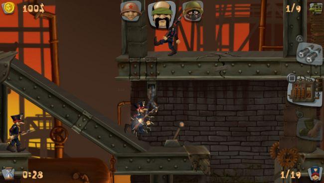 A-Men - Screenshots - Bild 47
