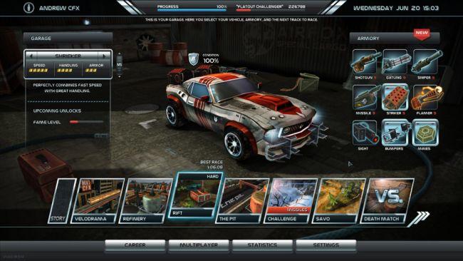Death Rally - Screenshots - Bild 8
