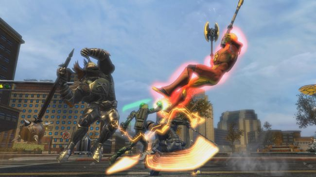 DC Universe Online DLC: Hand of Fate - Screenshots - Bild 9