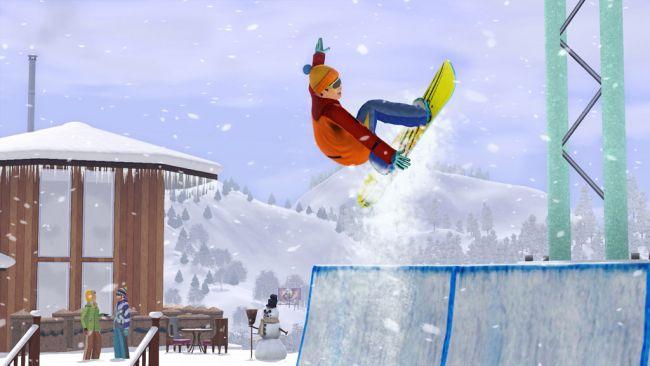 Die Sims 3 Jahreszeiten - Screenshots - Bild 6