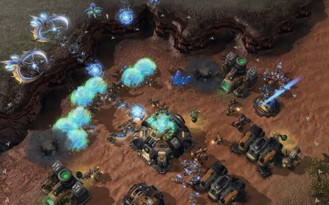 Скачать StarCraft II: Heart of the Swarm (RUS) (2013) L.