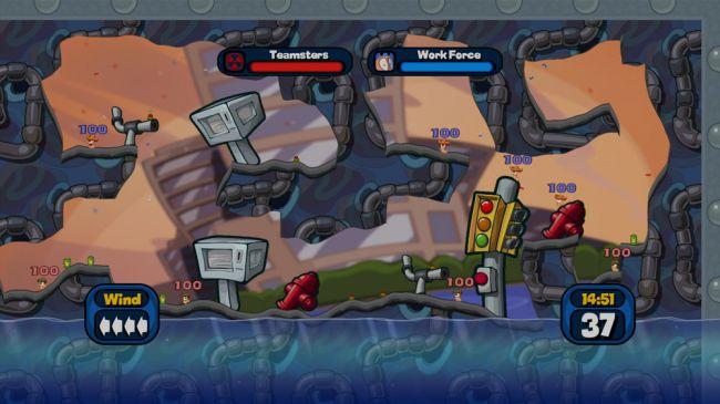 Worms Collection - Screenshots - Bild 3