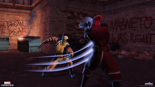 Marvel Heroes - Screenshots - Bild 8