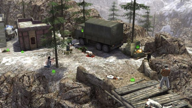Jagged Alliance: Crossfire - Screenshots - Bild 6