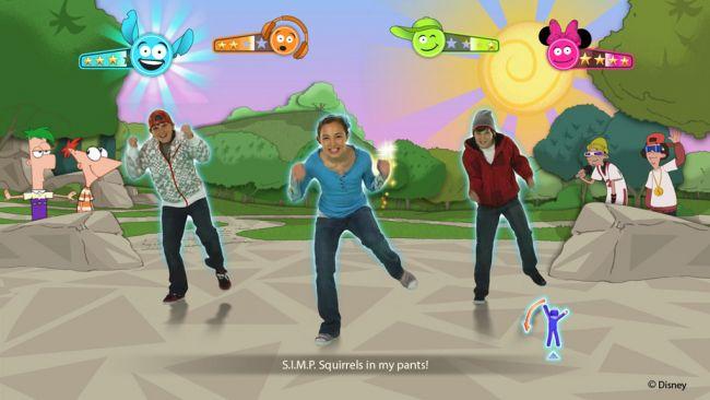 Just Dance Disney Party - Screenshots - Bild 1