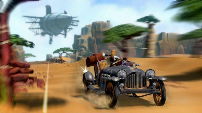 Jack Keane und das Auge des Schicksals - Screenshots - Bild 4