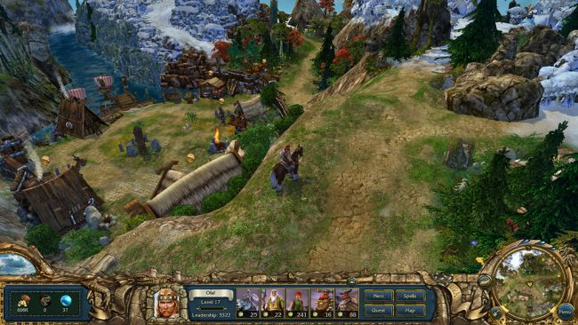 King's Bounty: Warriors of the North - Screenshots - Bild 10