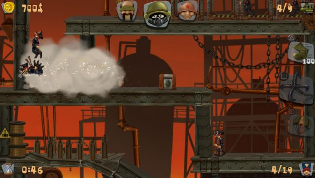 A-Men - Screenshots - Bild 50