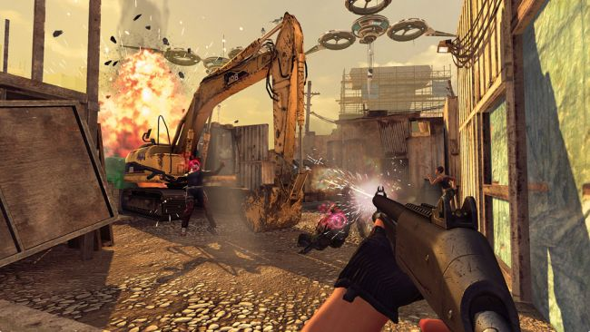 Bullet Run - Screenshots - Bild 5