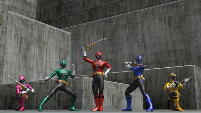 Power Rangers Super Samurai - Screenshots - Bild 5