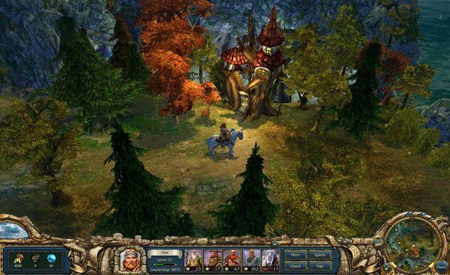 King's Bounty: Warriors of the North - Screenshots - Bild 5