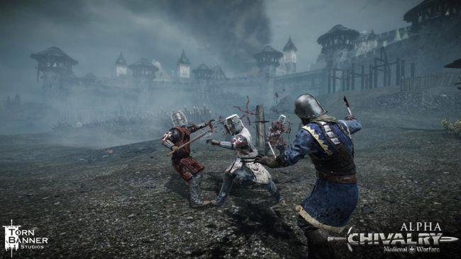 Chivalry: Medieval Warfare - Screenshots - Bild 2