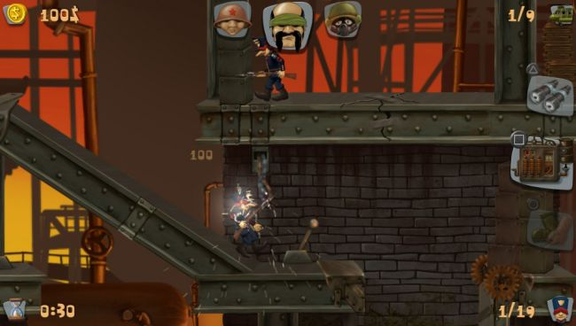 A-Men - Screenshots - Bild 48