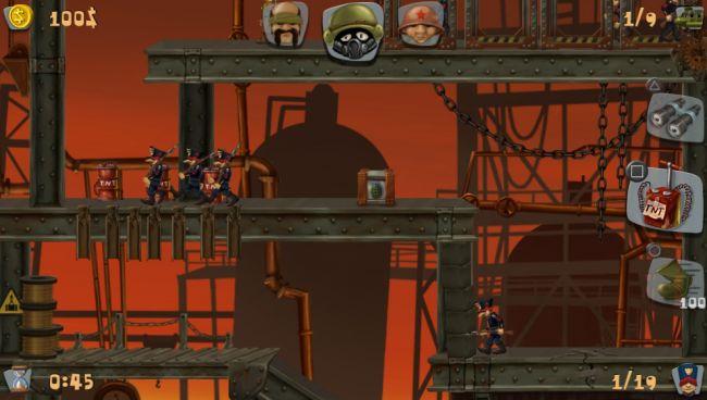A-Men - Screenshots - Bild 49