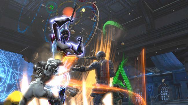 DC Universe Online DLC: Hand of Fate - Screenshots - Bild 1