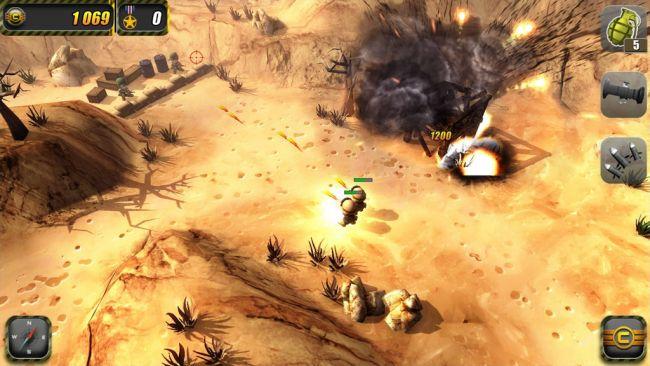 Tiny Troopers - Screenshots - Bild 1