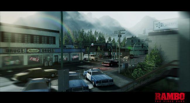 Rambo: The Video Game - Screenshots - Bild 1