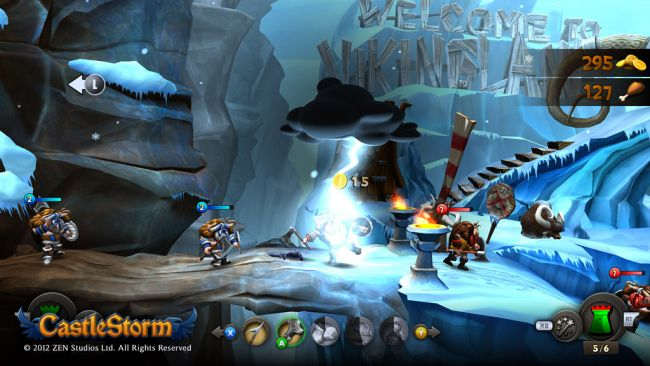 CastleStorm - Screenshots - Bild 13