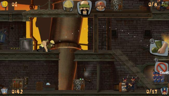 A-Men - Screenshots - Bild 94