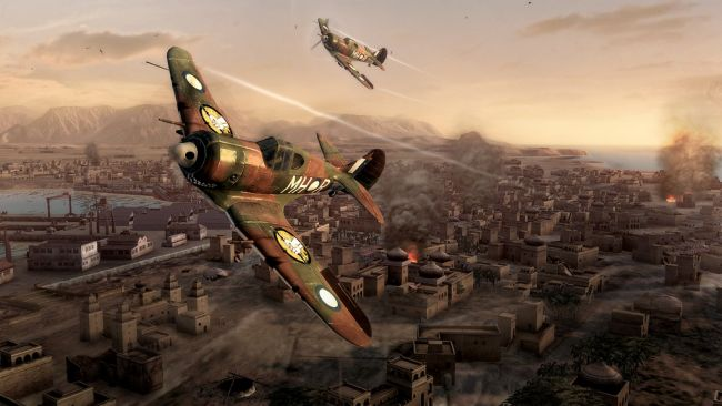 Dogfight 1942 - Screenshots - Bild 6