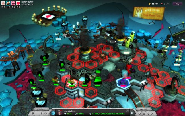 Frost Wars: The Rise of Fatty Sparkles - Screenshots - Bild 1