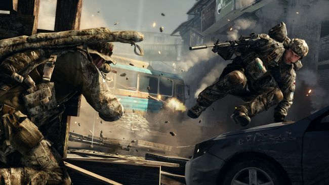 Medal of Honor: Warfighter - Screenshots - (PC, PS3, X360)