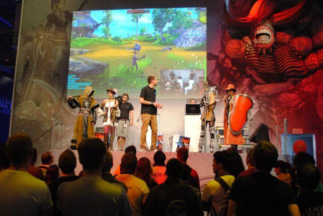 gamescom 2012 Fotos: Mittwoch - Artworks - Bild 36
