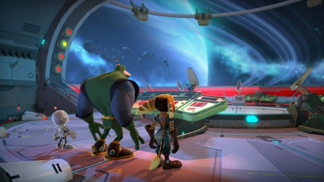Ratchet & Clank: QForce - Screenshots - Bild 6