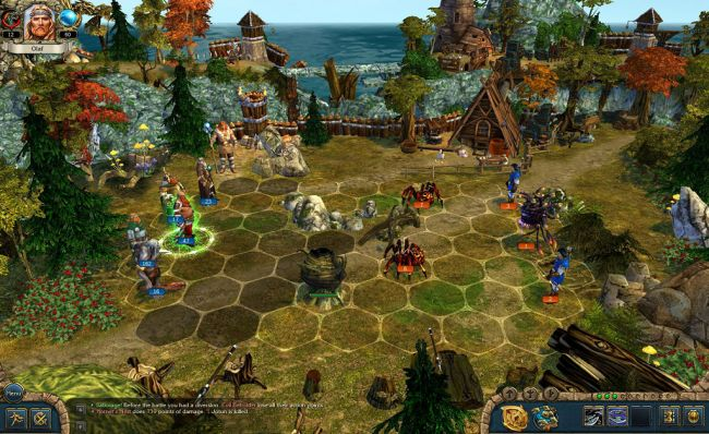 King's Bounty: Warriors of the North - Screenshots - Bild 6
