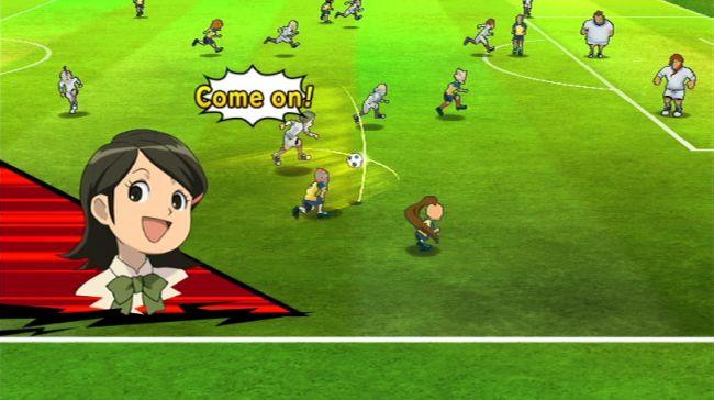 Inazuma Eleven Strikers - Screenshots - Bild 5