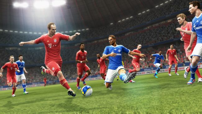 Pro Evolution Soccer 2013 - Screenshots - Bild 7