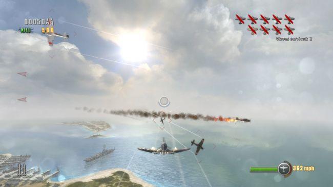 Dogfight 1942 - Screenshots - Bild 4