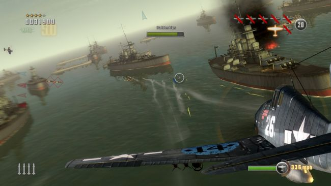 Dogfight 1942 - Screenshots - Bild 13