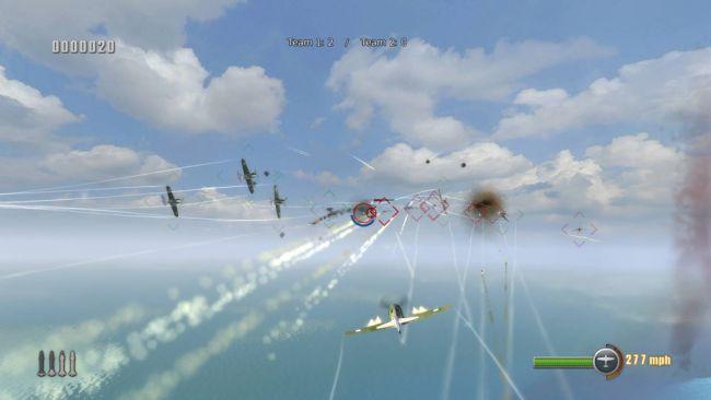 Dogfight 1942 - Screenshots - Bild 11