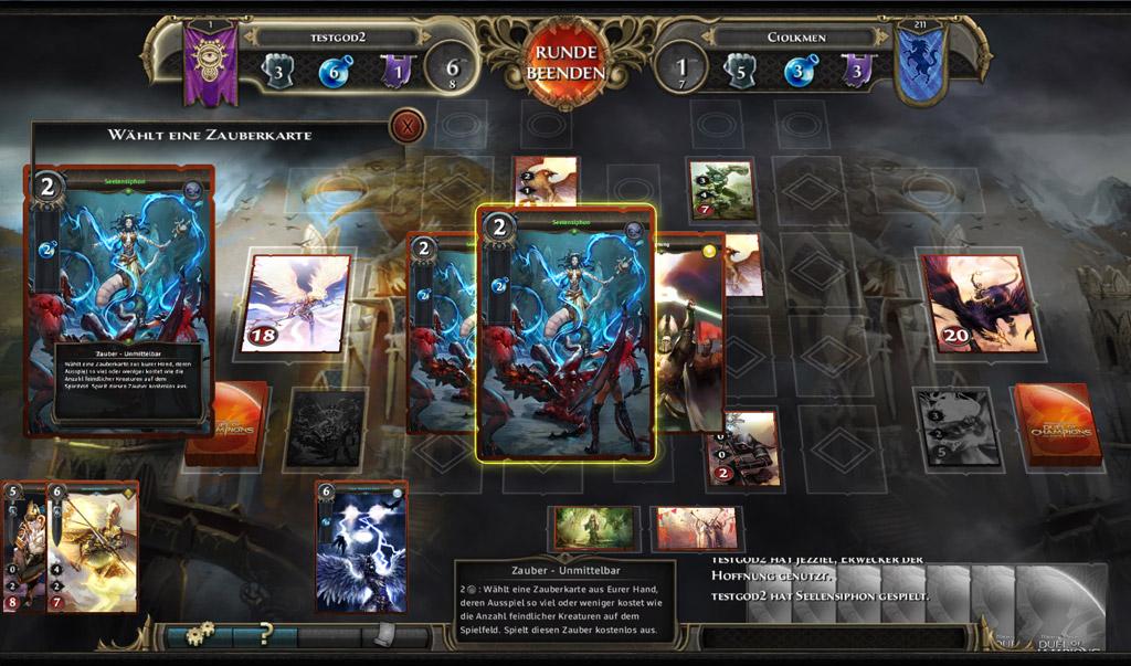 Kartenspiel Online Fantasy