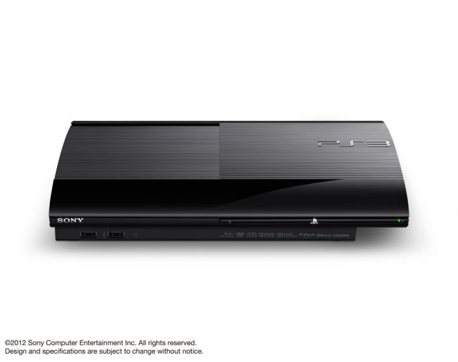 PlayStation 3 Super Slim - Artworks