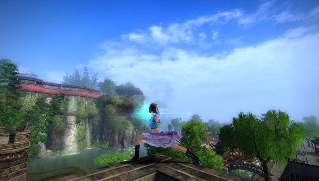 Age of Wulin: Legend of the Nine Scrolls - Screenshots - Bild 7