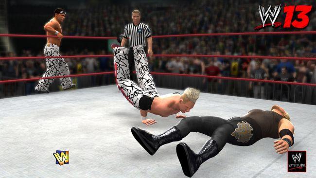 WWE '13 DLC - Screenshots - Bild 25