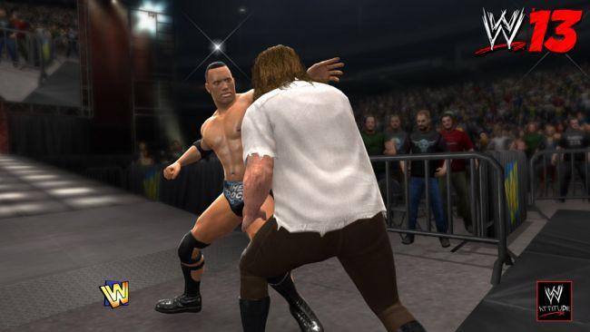 WWE '13 - Screenshots - Bild 6