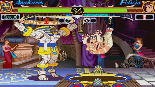Darkstalkers: Resurrection - Screenshots - Bild 13