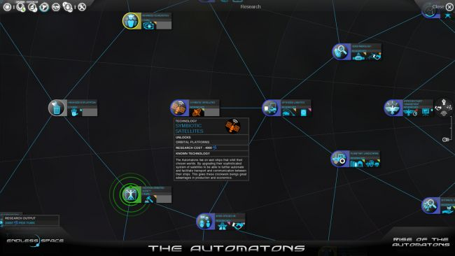Endless Space Rise of the Automatons - Screenshots - Bild 13