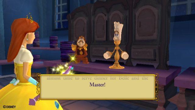 Disney Prinzessinnen: Mein märchenhaftes Abenteuer - Screenshots - Bild 10