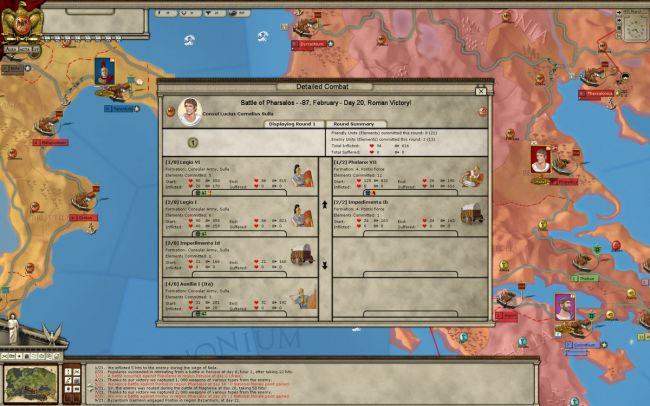 Alea Jacta Est - Screenshots - Bild 5