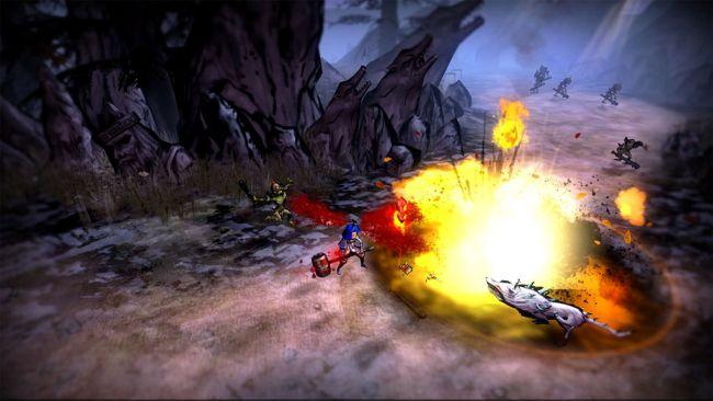 Akaneiro: Demon Hunters - Screenshots - Bild 4
