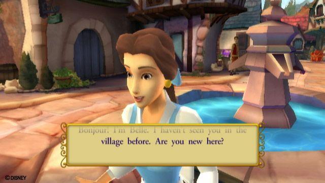 Disney Prinzessinnen: Mein märchenhaftes Abenteuer - Screenshots - Bild 6
