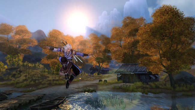 Age of Wulin: Legend of the Nine Scrolls - Screenshots - Bild 14
