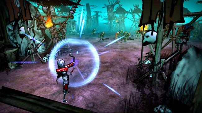 Akaneiro: Demon Hunters - Screenshots - Bild 9