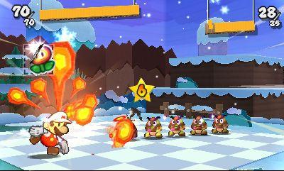 Paper Mario: Sticker Star - Screenshots - Bild 2