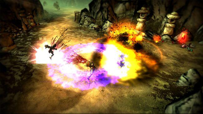 Akaneiro: Demon Hunters - Screenshots - Bild 5