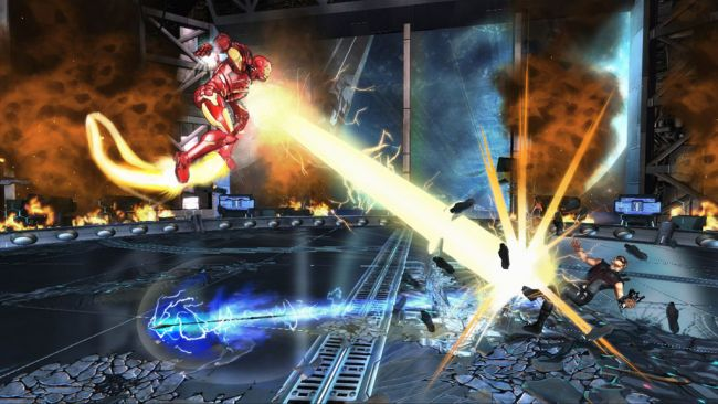 Marvel Avengers: Kampf um die Erde - Screenshots - Bild 4